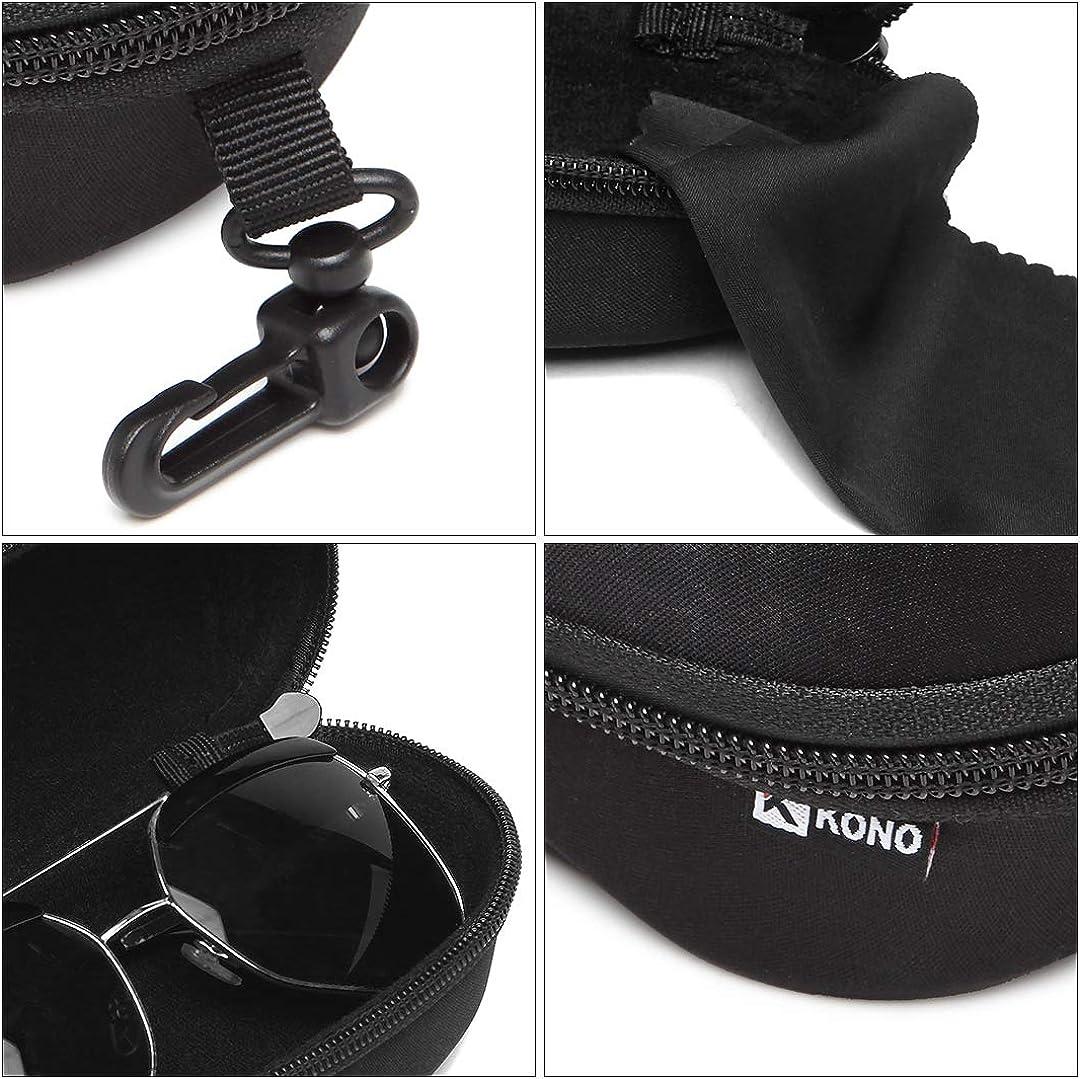 en color negro Cinta de goma para gafas taupe o burdeos con mosquet/ón