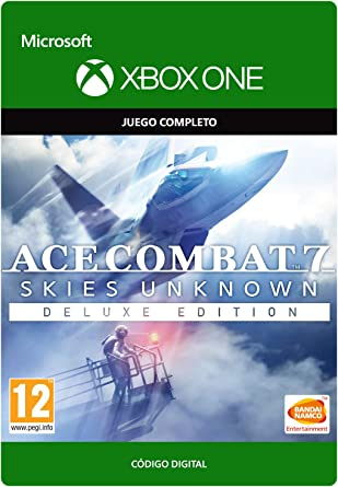 ACE COMBAT 7: SKIES UNKNOWN Deluxe Edition Deluxe | Xbox One ...