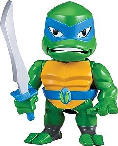 Rise of the Teenage Mutant Ninja Turtles Leonardo Babble Head Figure