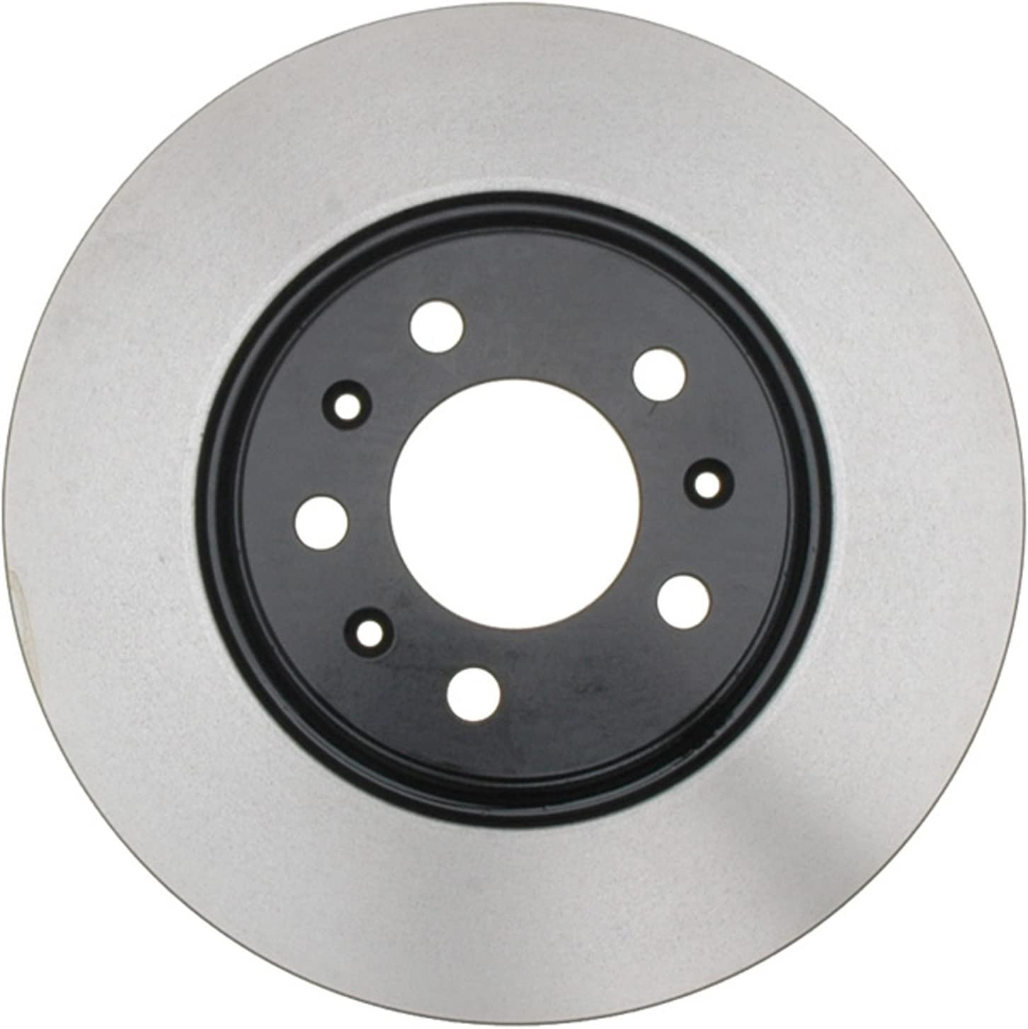 ACDelco 18A2432 Professional Rear Drum In-Hat Disc Brake Rotor