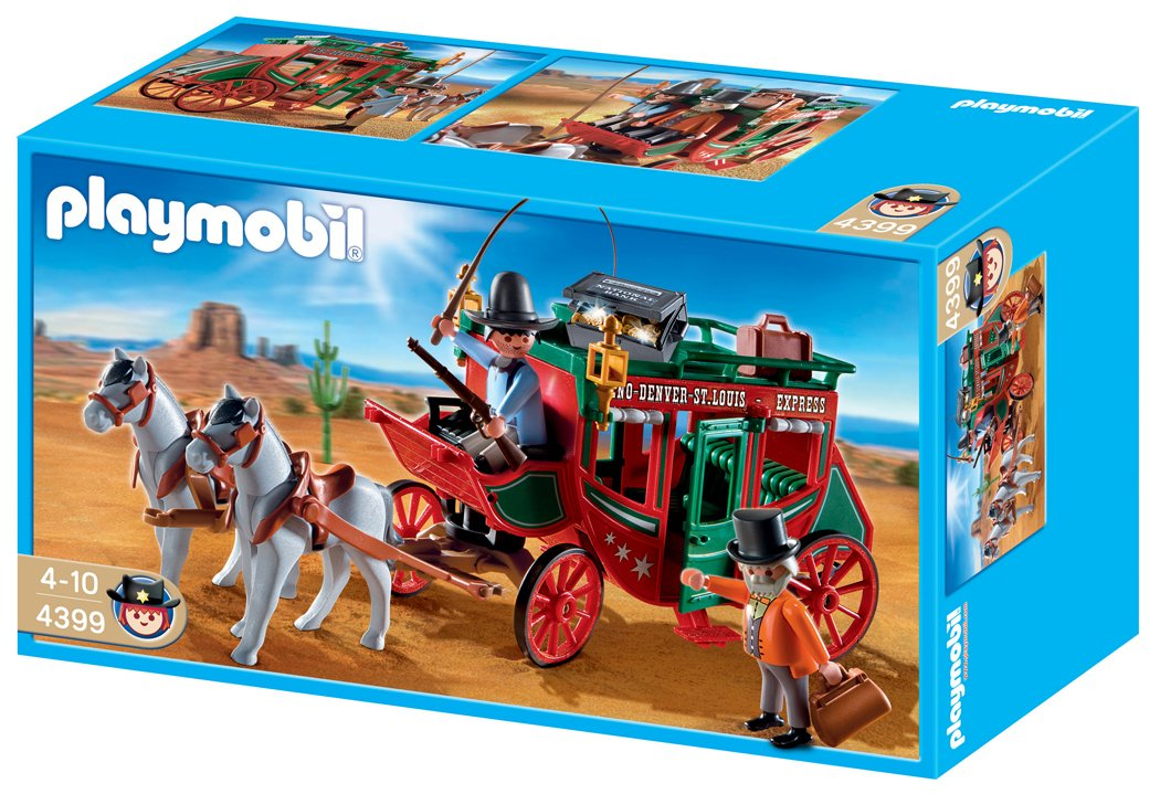 PLAYMOBIL/® Express Stagecoach
