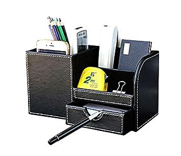 Di Grazia Storage Boxes For Office Stationery Multicolour Amazon In