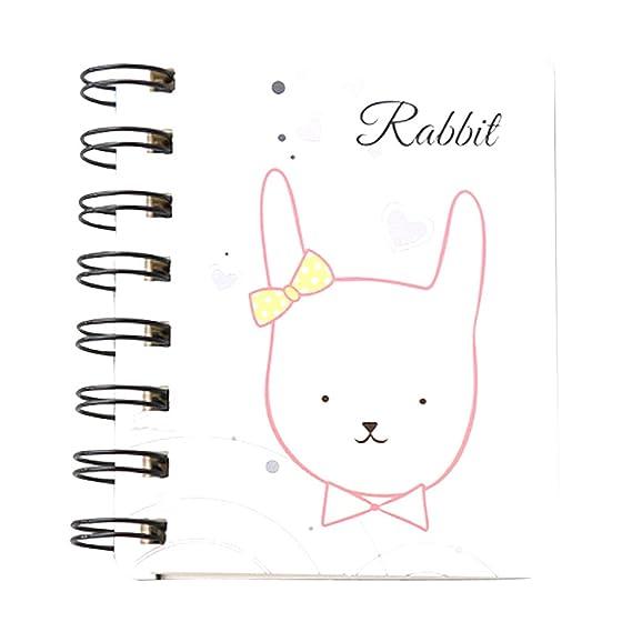 Longra Cuaderno con Espiral, Agenda Escolar, Semana Vista ...