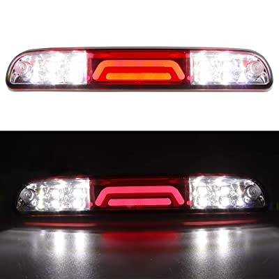 High Mount Stop Light 3rd Third Brake Light Rear Tail Brake Light Cargo Lamp Water Resistant High Mount Brake Light fit for Ford F-150 1997-2003: Automotive
