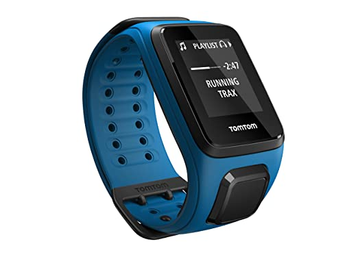 Amazon.com: TomTom Spark Cardio + Music, GPS Fitness Watch + ...