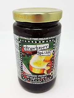 product image for Gullah Gourmet - Strawberry Preserves - Skrawberry Splash - 10.5 OZ Jar