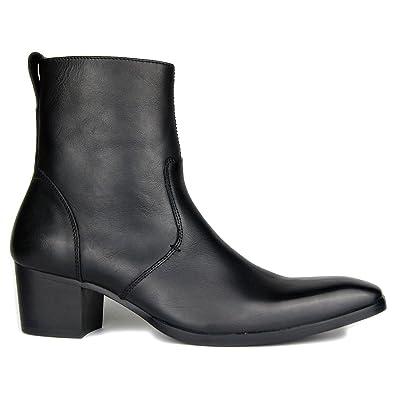 Schuhe Otto Stiefel Für Männer Herren Zone Heels Kleid High mPNn0y8wvO