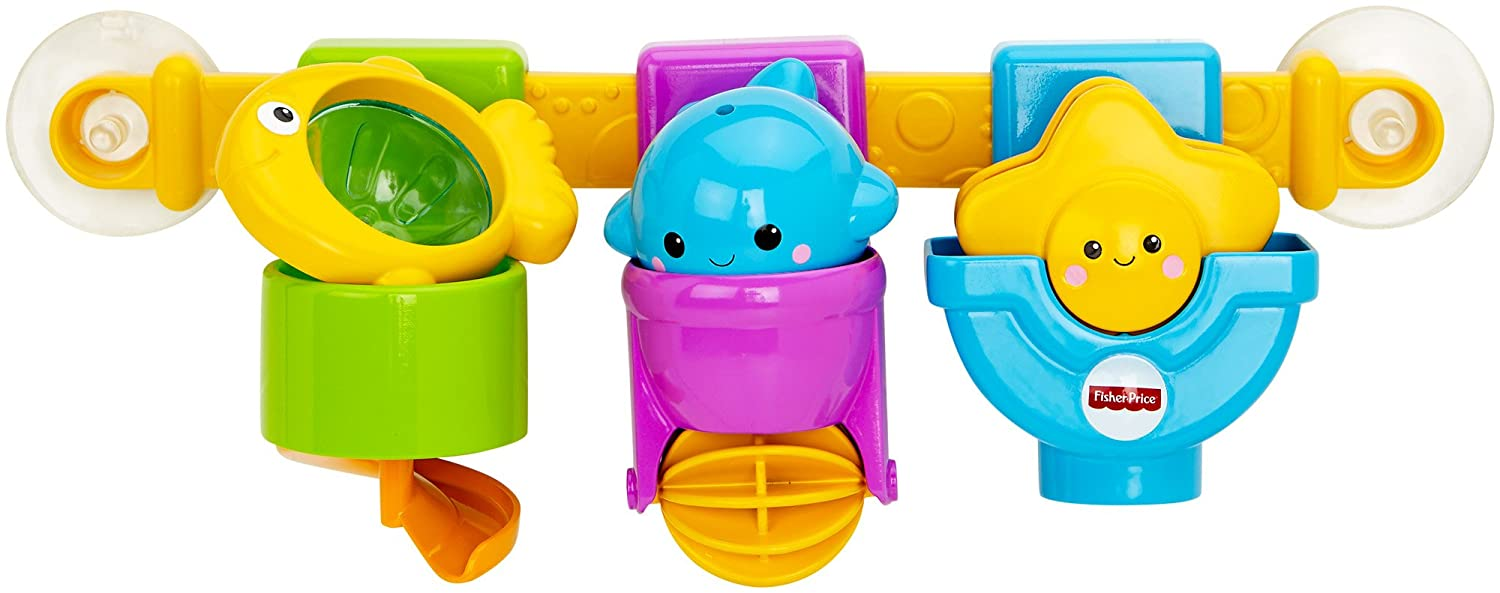 Fisher-Price Splash and Play Bath Bar Mattel CFM99