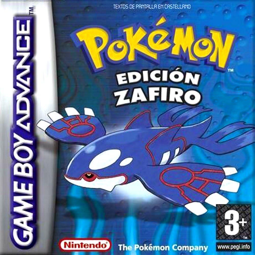 Pokemon Edición Zafiro