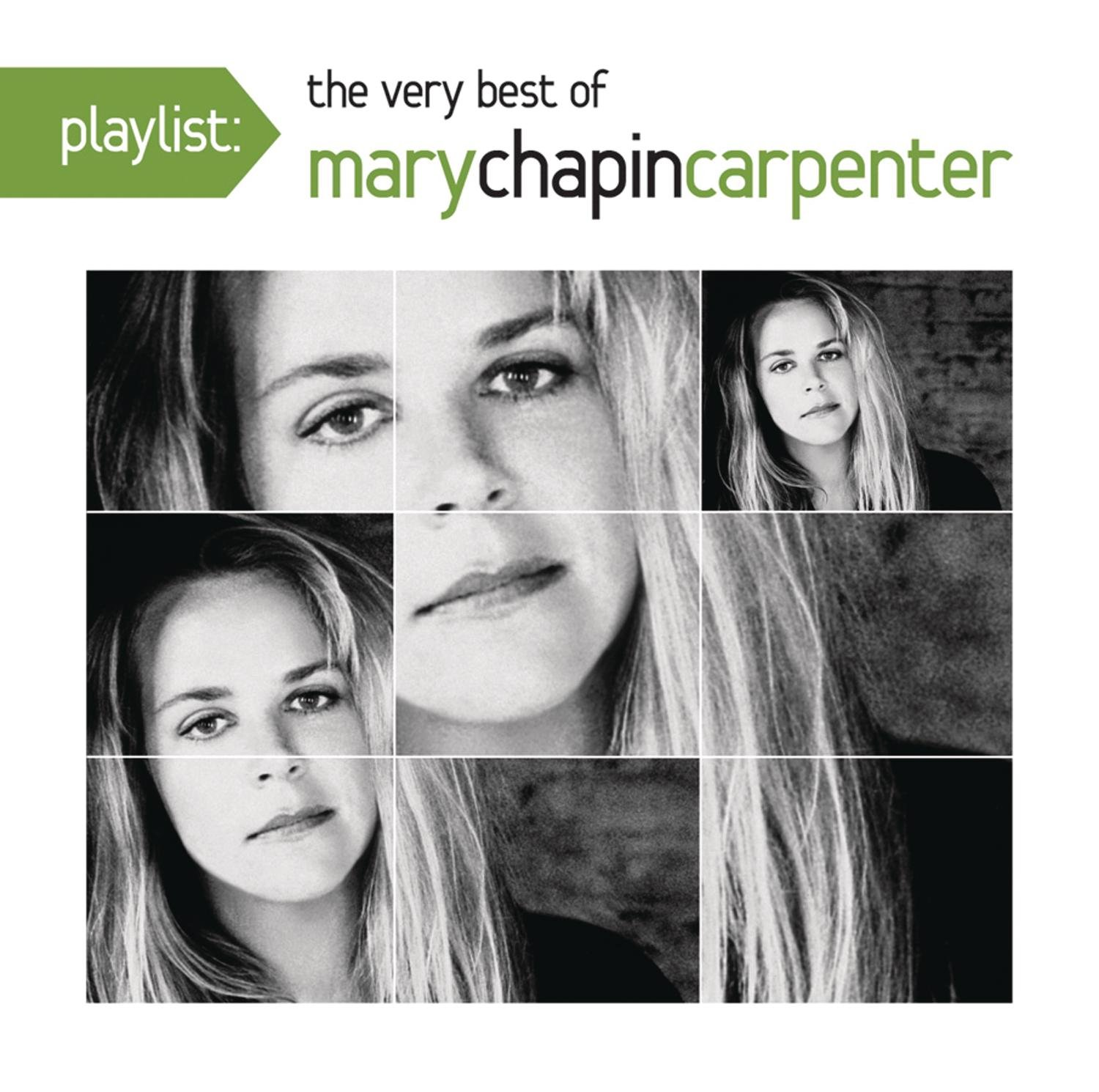 Playlist: The Very Best Of Mary Chapin Carpenter