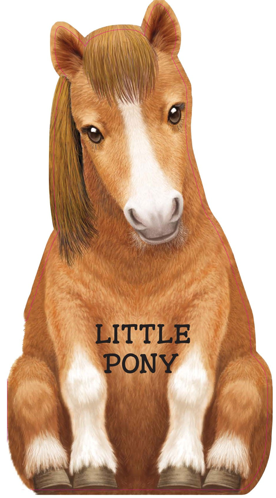 Download Little Pony (Mini Look at Me Books) ebook