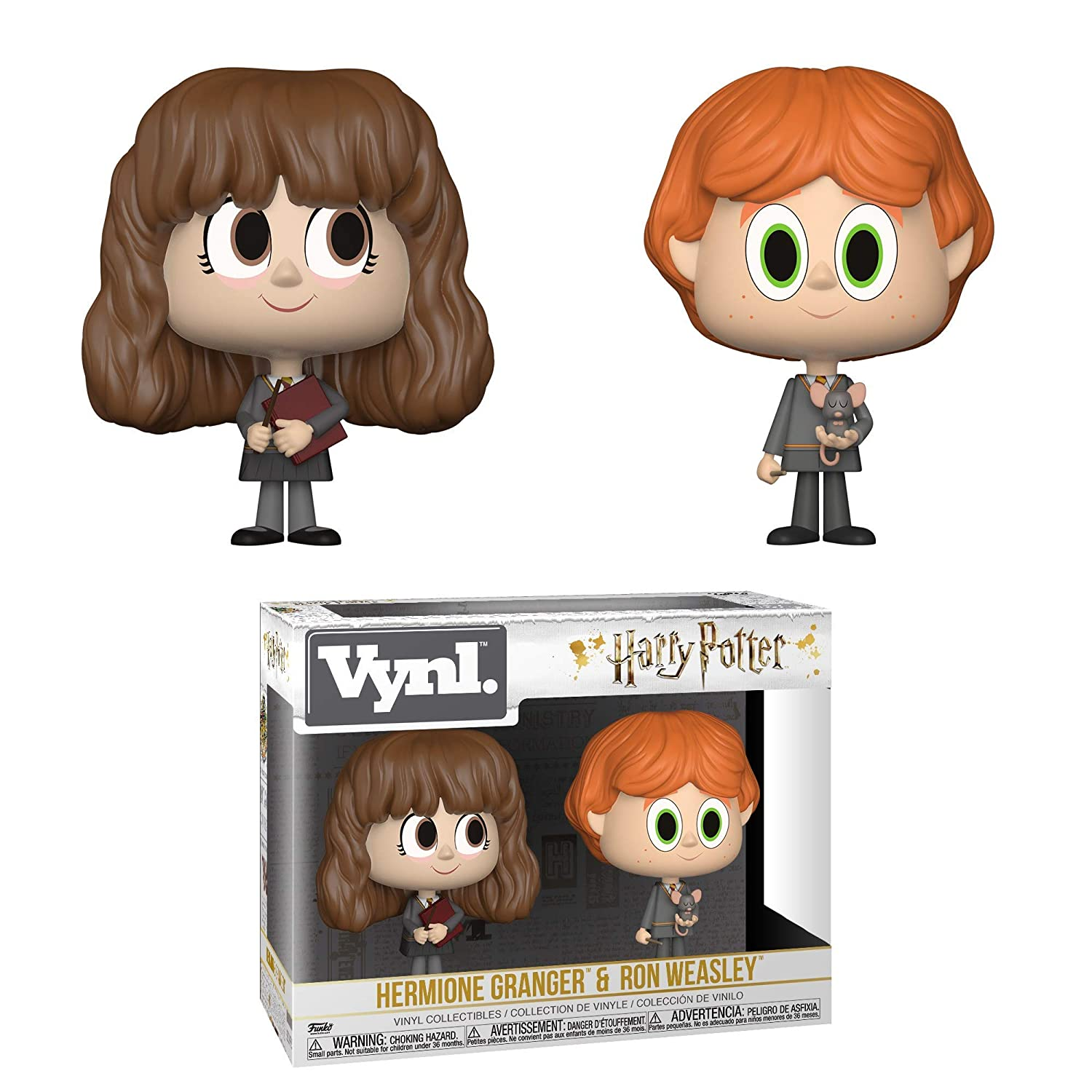 Filme & Dvds Film-fanartikel Movies Vinyl Figur Hermione As Cat 9 Cm Original Harry Potter Pop