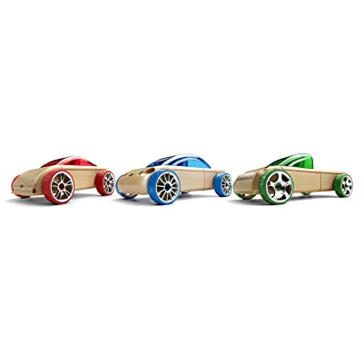Automoblox Mini S9/Mini C9/Mini T9 (3-Pack): Toys & Games