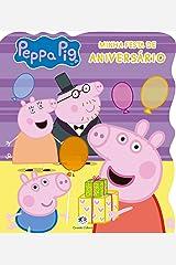 Peppa Pig - Minha festa de aniversário Livro cartonado