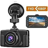 Dash Cam for Cars 1080P FHD 2021 Car Dash Camera for Cars CHORTAU 3 inch Dashcam with Night Vision,170°Wide Angle, Parking Mo