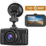CHORTAU Dash Cam 1080P FHD 2021 New Version Car Dash Camera 3 inch Dashboard Camera with Night Vision, 170°Wide Angle…