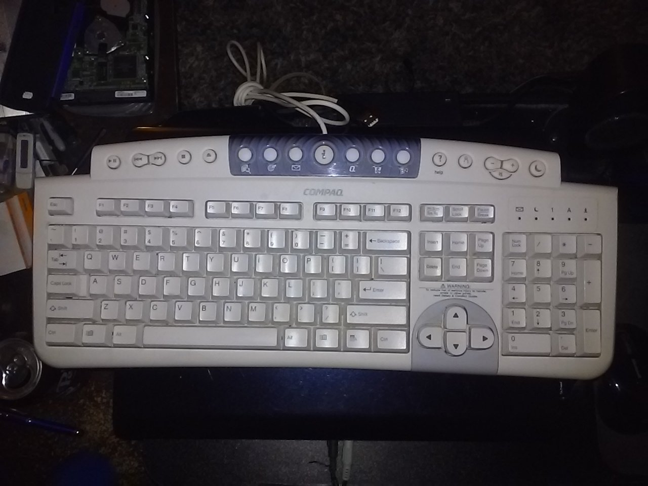 COMPAQ KEYBOARD KU 9978 DRIVER FOR WINDOWS 10