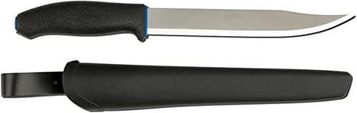 Morakniv Allround Multi-Purpose Fixed Blade Knife with Sandvik Stainless Steel Blade, 8.1-Inch
