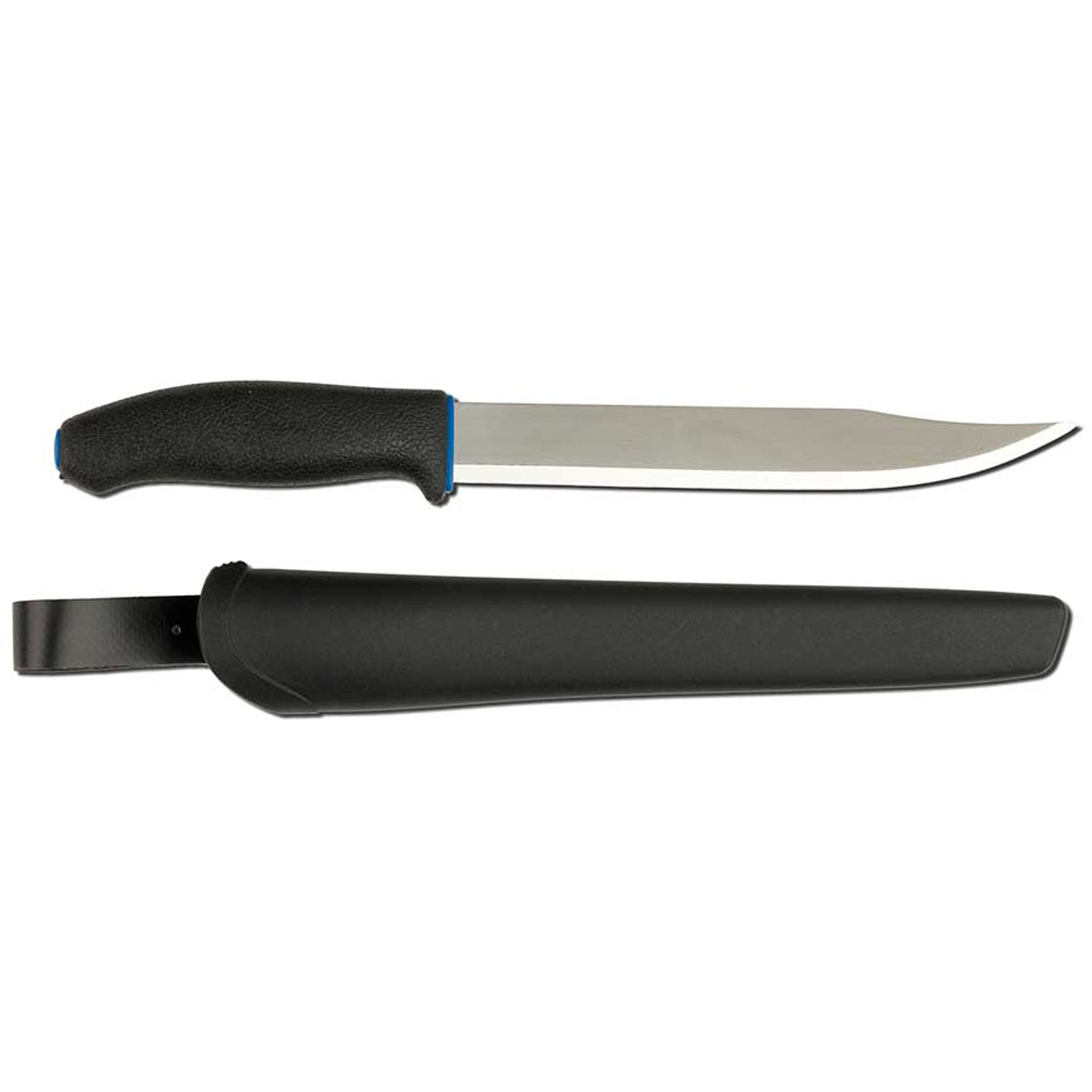 Morakniv Allround Multi-Purpose Fixed Blade Knife with Sandvik Stainless Steel Blade, 4.0-Inch