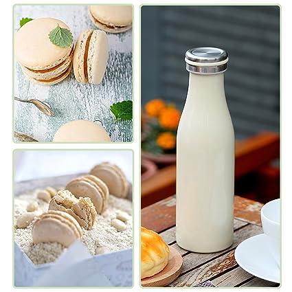UTEN Botella Termo Acero Inoxidable, Color de Dulce Macaron, el Mejor Regalo de San