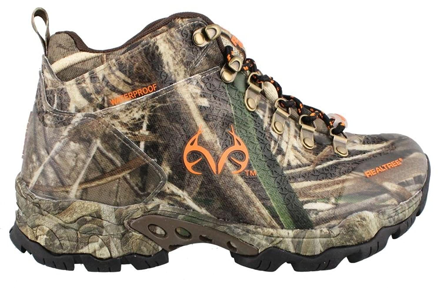 Men's Realtree Outfitters, Yukon Waterproof Hiking Shoes