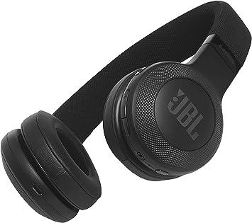 casque jbl e45 bluetooth noir caractéristique