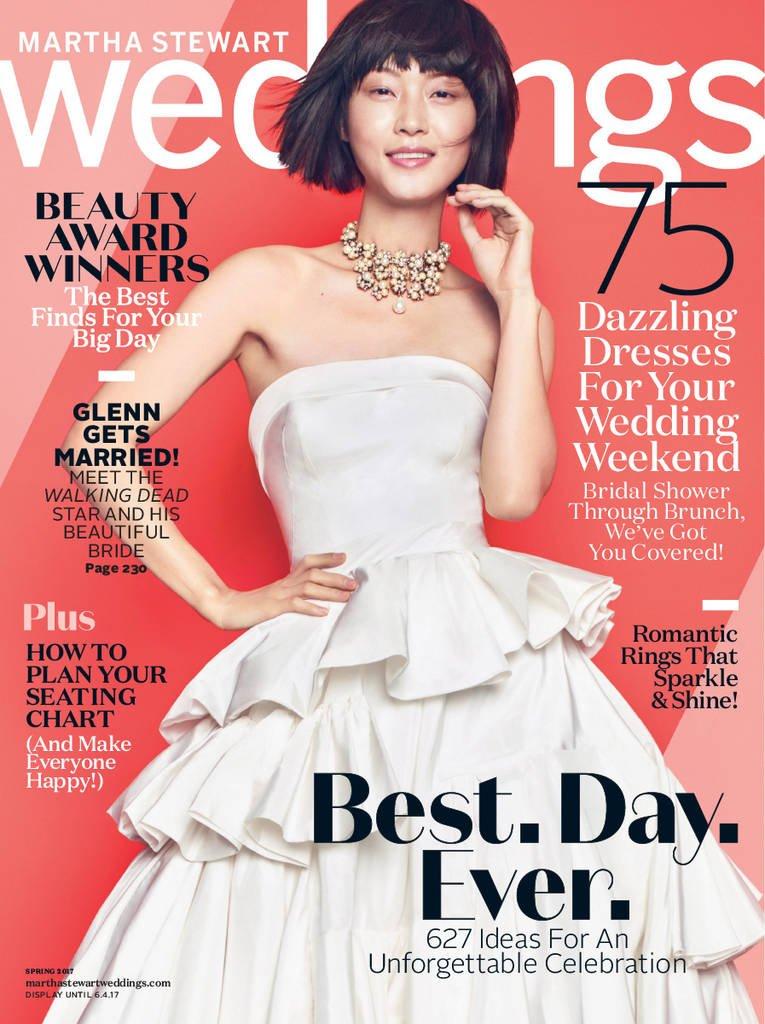 best wedding magazine subscription