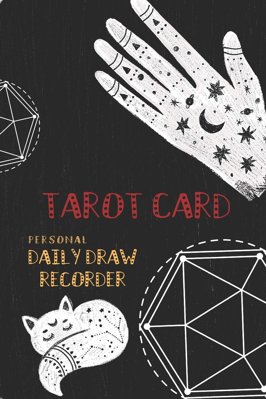 Tarot Card Personal Daily Draw Recorder: Companion Book for