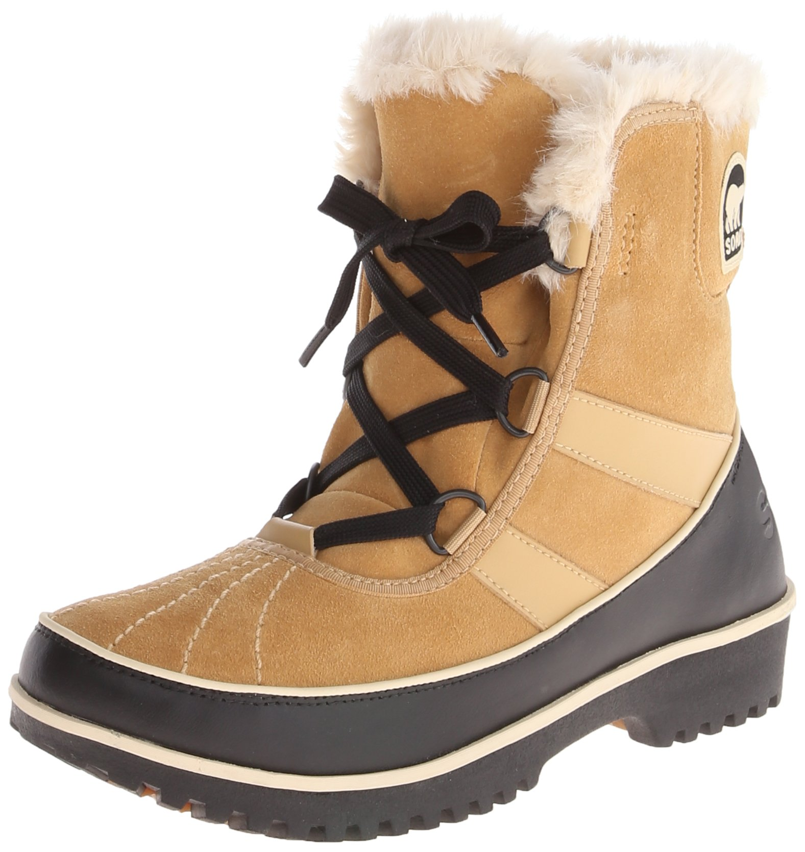 Sorel Women's Tivoli II Boot, curry, 8 M US