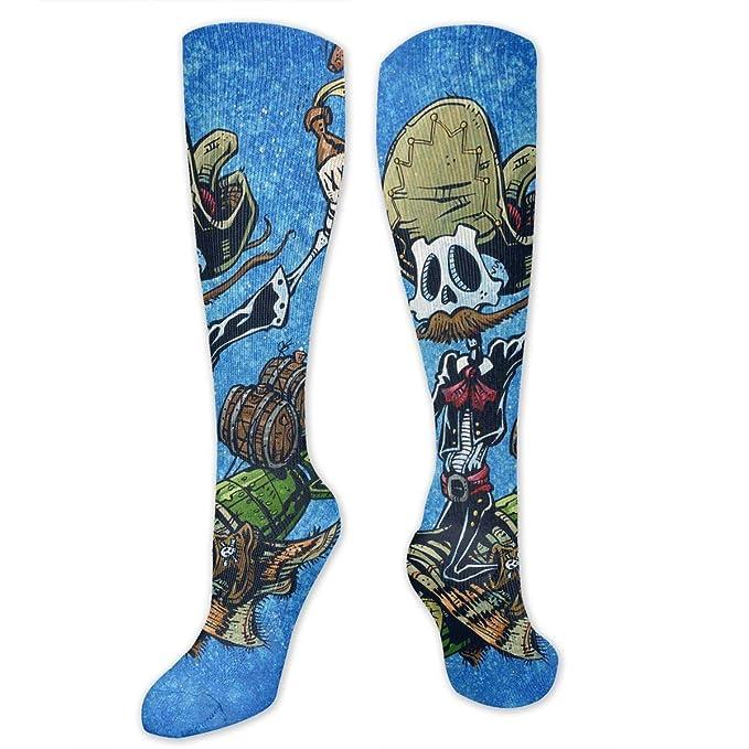 cheap prices classic styles a few days away Amazon.com: La Bomba high socks Long Socks Boot Stocking ...