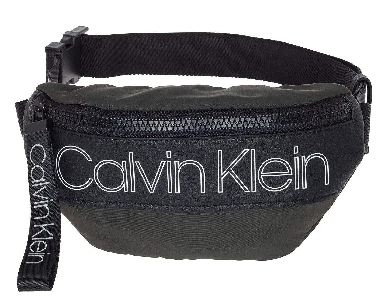 Calvin Klein Double Logo Waistbag Greystone