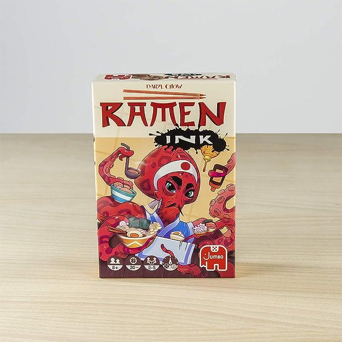 Ramen Ink: Amazon.es: Juguetes y juegos