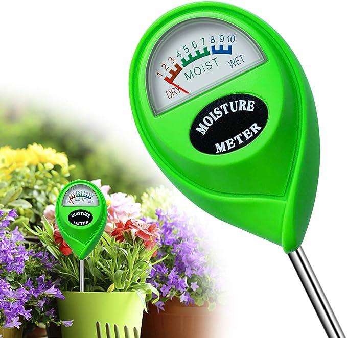 10x House Plant Water Level Indicator Sensor Soil Moisture Guage For Garden