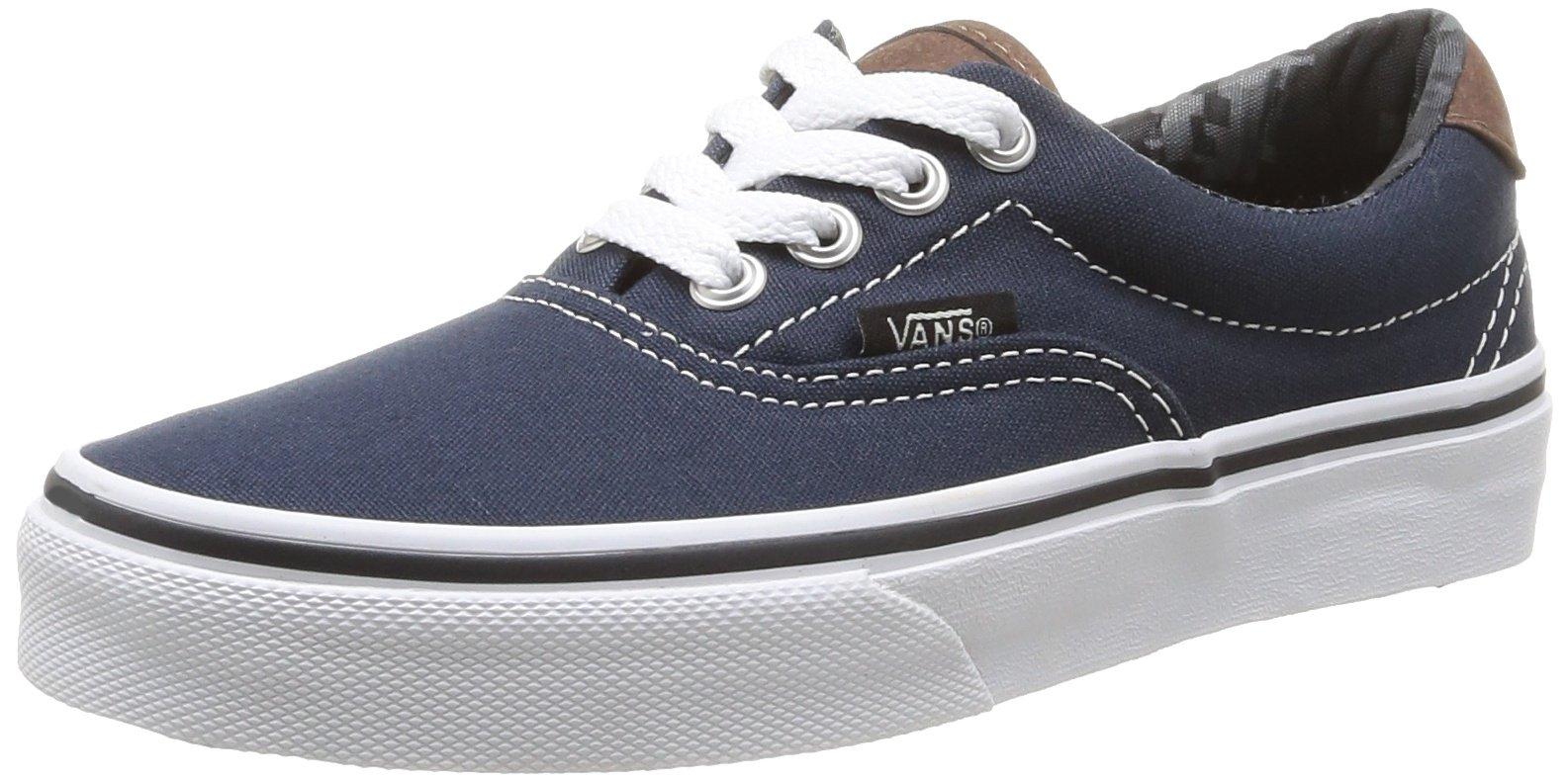 Vans Era 59 Youth US 11 Blue Skate Shoe