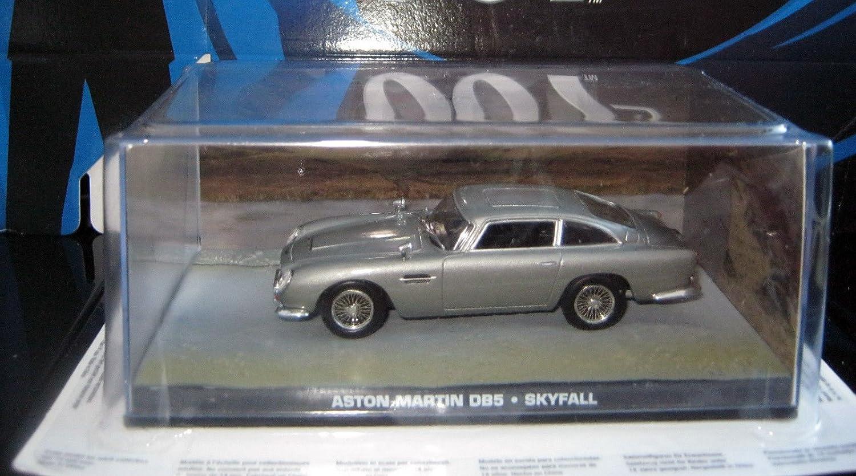 007 James Bond Skyfall Aston Martin Db5 Car Collection 133 Operación Amazon De Spielzeug