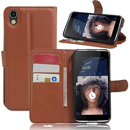 the best attitude ad37d f3b42 Oppo F1 Plus Flip Cover, Original Ziaon Len Series 100%: Amazon.in ...