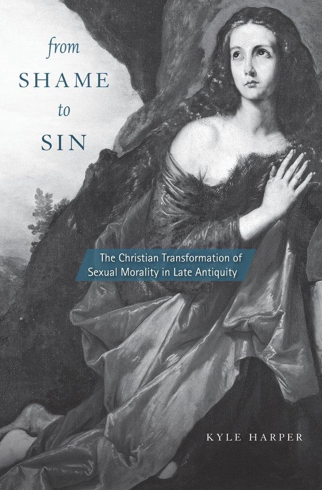 Shame Sin Christian Transformation Antiquity