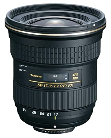 Review Tokina 17-35mm f/4 AT-X