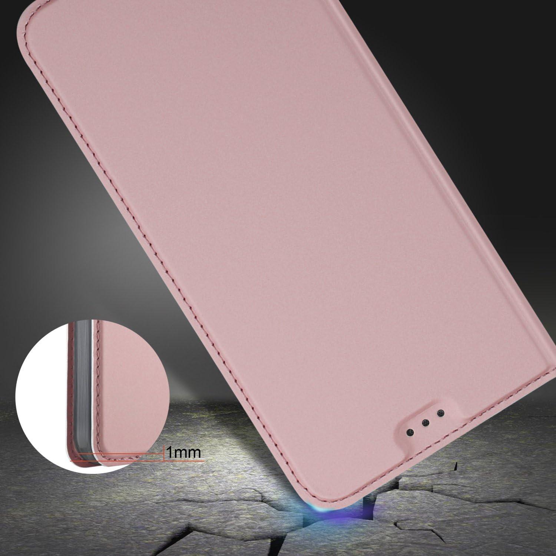 iBette Diseño para Leagoo S8 Pro Funda, Multi-ángulo Protectora PU ...