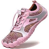 WOWEI Zapatos de Agua Niños Verano Antideslizante Secado Rápido Escarpines de Descalza para Deportes Acuáticos Buceo…