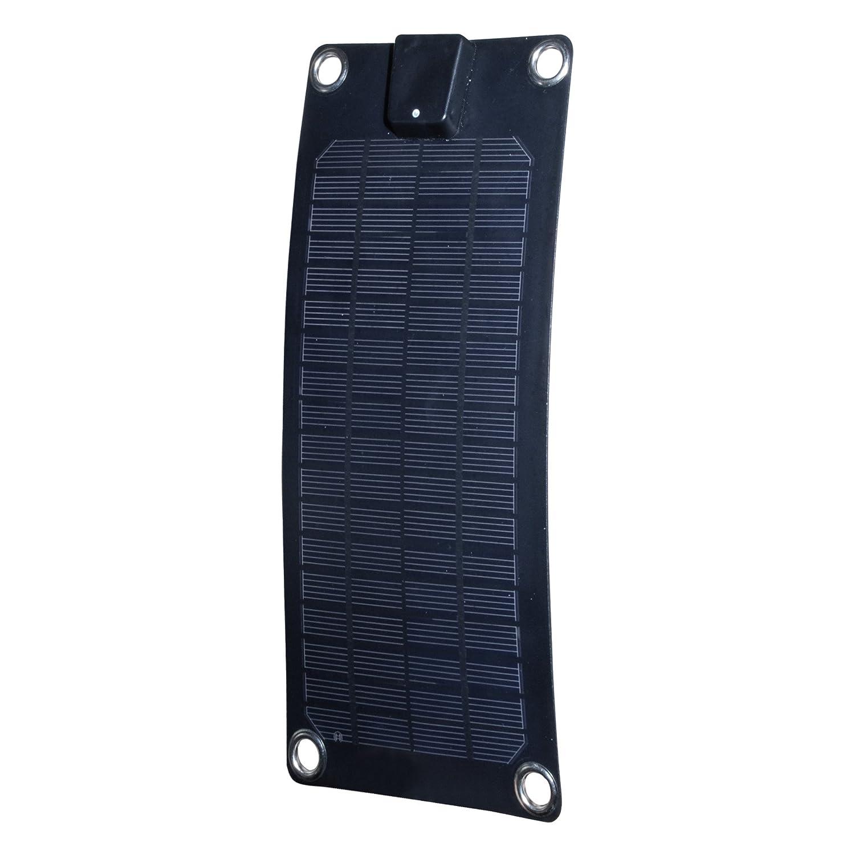 Nature Power 56801 3-watt Semi-Flex Monocrystalline Solar Panel for 12-volt Trickle Charging