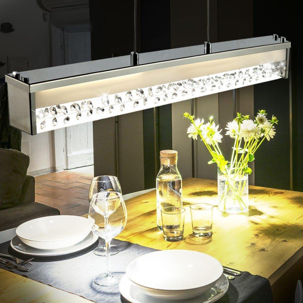 led leuchten esszimmer. Black Bedroom Furniture Sets. Home Design Ideas