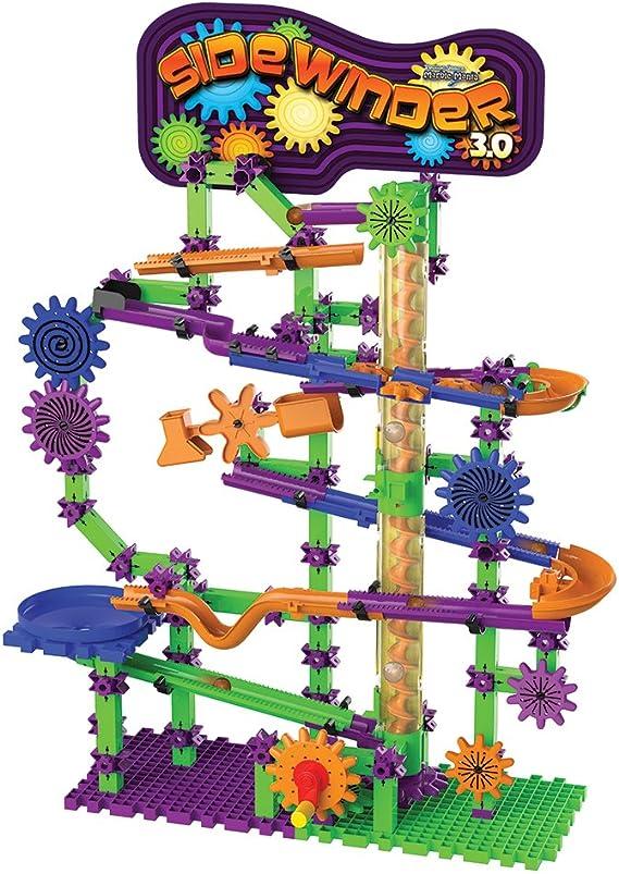 The Learning Journey 454275 Techno Gears Marble Mania Sidewinder 3.0 Set de construcción: Amazon.es: Juguetes y juegos