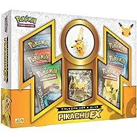 Pokémon Box Gerações Coleção Red & Blue Pikachu EX
