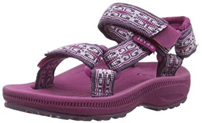 04cae2a9efb9 Teva Girls  T Hurricane 2 Hiking Sandals
