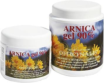 officinalis arnica gel 90%25  OFFICINALIS ARNICA gel 90% 500ml: : Sport e tempo libero
