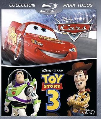 Pack Toy Story 3 + Cars Toon: Los cuentos de Mate Blu-ray: Amazon.es: Varios: Cine y Series TV