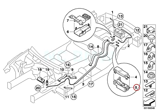 bmw n52 battery wiring diagram