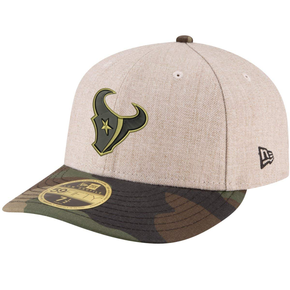 New Era 59Fifty LP Fitted Fitted Fitted Cap - NFL Houston Texans B07HRYGH2H Baseball Caps Globale Verkäufe 47bbfc