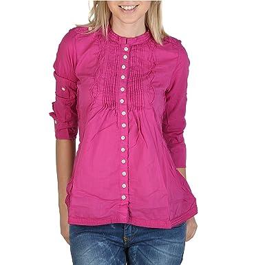 varios diseños último estilo precio razonable Alcott - Camisas - Blusa - para mujer rosa fucsia Small ...